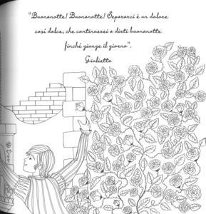 Romeo e Giulietta. Un grande classico da colorare - William Shakespeare - 3