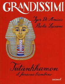 Ilmeglio-delweb.it Tutankhamon. Il faraone bambino Image