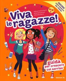 Daddyswing.es Viva le ragazze! Guida per crescere col sorriso. Ediz. a colori Image