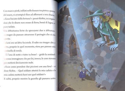 Robin Hood-I tre moschettieri - Silvia Roncaglia,Tommaso Percivale - 3