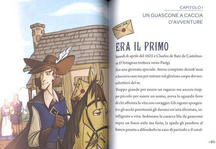 Robin Hood-I tre moschettieri - Silvia Roncaglia,Tommaso Percivale - 5