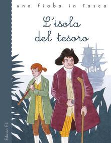 L' isola del tesoro da Robert Louis Stevenson. Ediz. a colori - Stefano Bordiglioni - copertina