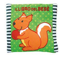 Listadelpopolo.it Il libro del bebè. Scoiattolo. Ediz. a colori Image