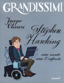 Winniearcher.com Stephen Hawking. Una mente verso l'infinito Image