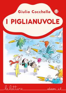 I piglianuvole - Giulia Cocchella - copertina