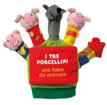 I tre porcellini. Una fiaba da animare. Ediz. illustrata.pdf