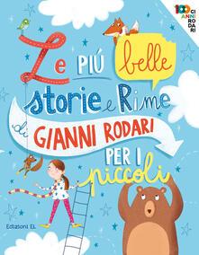 Premioquesti.it Le più belle storie e rime di Gianni Rodari per i piccoli. Ediz. a colori Image