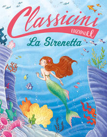 La sirenetta - Sarah Rossi - copertina