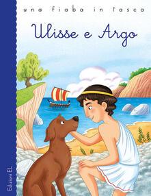 Ulisse e Argo. Ediz. a colori - Stefano Bordiglioni - copertina