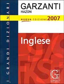 Librisulladiversita.it Dizionario inglese Hazon 2007-Word by word Image