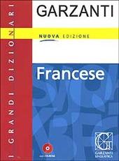 Grande dizionario di francese. Con CD-ROM