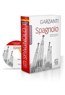 Radiospeed.it Grande dizionario di spagnolo. Con Licenza di prodotto digitale. Con CD-ROM Image