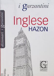Lpgcsostenible.es Dizionario inglese Hazon Image