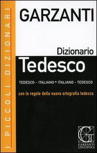Libro Dizionario tedesco. Tedesco-italiano, italiano-tedesco. Con CD-ROM