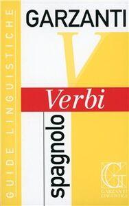 Libro Verbi spagnoli Javier Santos Lopez