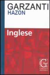 Dizionario inglese Hazon Garzanti