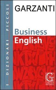 Libro Piccolo dizionario di inglese business