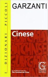 Libro Piccolo dizionario di cinese