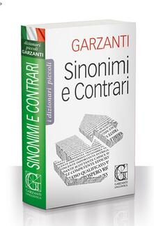 Piccolo dizionario dei sinonimi e contrari.pdf