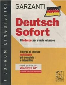 Steamcon.it Deutsche Sofort. CD-ROM Image
