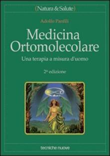 Ristorantezintonio.it Medicina ortomolecolare. Una terapia a misura d'uomo Image