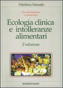 Festivalpatudocanario.es Ecologia clinica e intolleranze alimentari Image