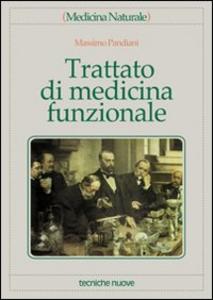 Libro Trattato di medicina funzionale Massimo Pandiani