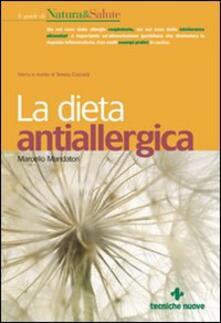 Camfeed.it La dieta antiallergica. Menù e ricette di Teresa Castoldi Image