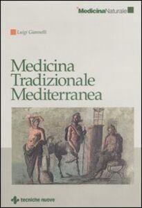 Libro Medicina tradizionale mediterranea Luigi Giannelli