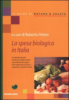 Squillogame.it La spesa biologica in Italia Image