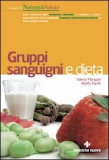 Listadelpopolo.it Gruppi sanguigni e dieta Image