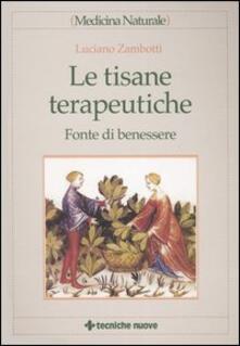 Le tisane terapeutiche. Fonte di benessere.pdf