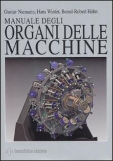 Aboutschuster.de Manuale degli organi delle macchine Image