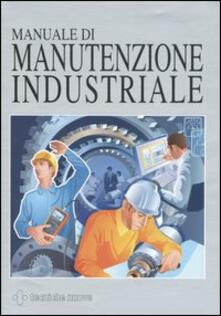 Camfeed.it Manuale di manutenzione industriale Image