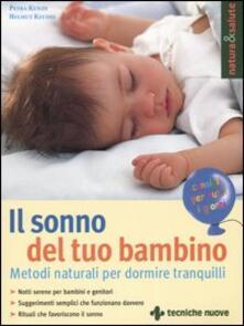 Daddyswing.es Il sonno del tuo bambino. Metodi naturali per dormire tranquilli Image