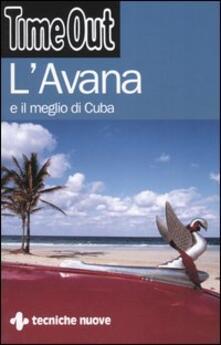 L'Avana e il meglio di Cuba - copertina