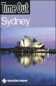 Foto Cover di Sydney, Libro di  edito da Tecniche Nuove