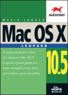 Mercatinidinataletorino.it Mac OS X 10.5 Leopard Image