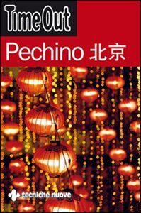 Foto Cover di Pechino, Libro di  edito da Tecniche Nuove