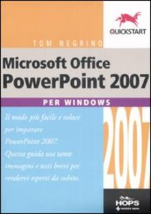 Associazionelabirinto.it Microsoft Office PowerPoint 2007 per Windows Image