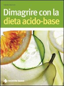 Winniearcher.com Dimagrire con la dieta acido-base Image