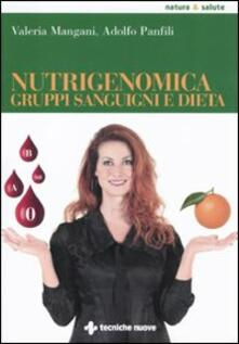 Capturtokyoedition.it Nutrigenomica, gruppi sanguigni e dieta Image