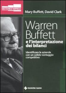 Daddyswing.es Warren Buffett e l'interpretazione dei bilanci. Identificare le aziende con un solido vantaggio competitivo Image
