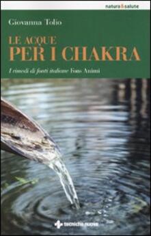 Cocktaillab.it Le acque per i chakra. I rimedi di fonti italiane Fons Animi Image