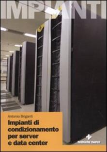 Radiospeed.it Impianti di condizionamento di server e data center Image