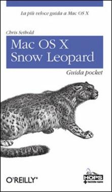 Festivalpatudocanario.es Mac OS X Snow Leopard. Guida pocket Image