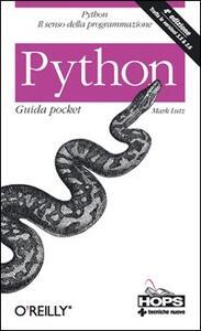 Python guida pocket (Python 3.X e 2.6) - Mark Lutz - copertina