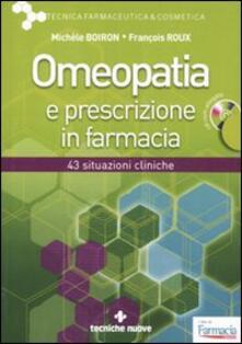 Vitalitart.it Omeopatia e prescrizione in farmacia. Con CD-ROM Image