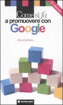 Capturtokyoedition.it Come si fa a promuovere con Google Image