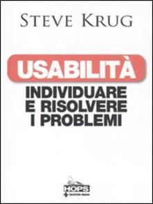 Usabilità. Individuare e risolvere i problemi.pdf